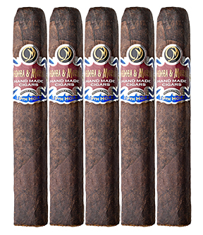 Cordoba & Morales 19th Hole Robusto 5-pack
