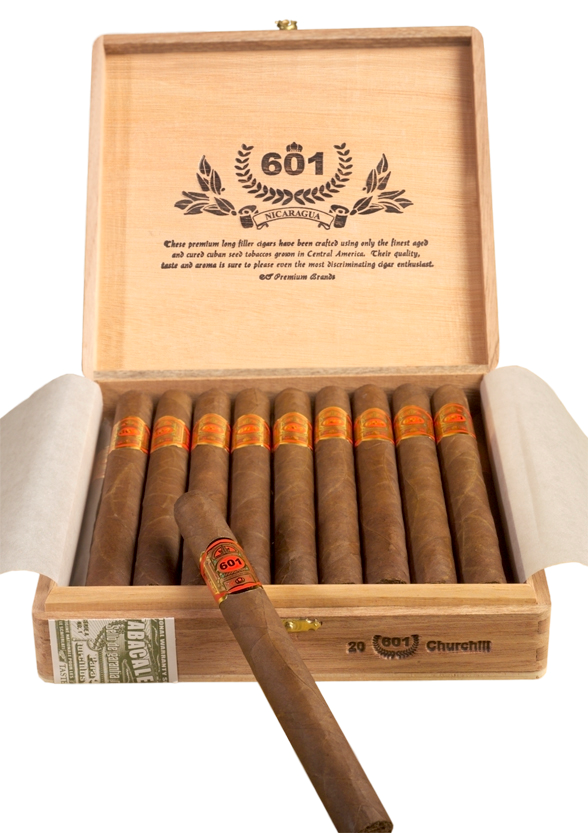 601 Habano Churchill