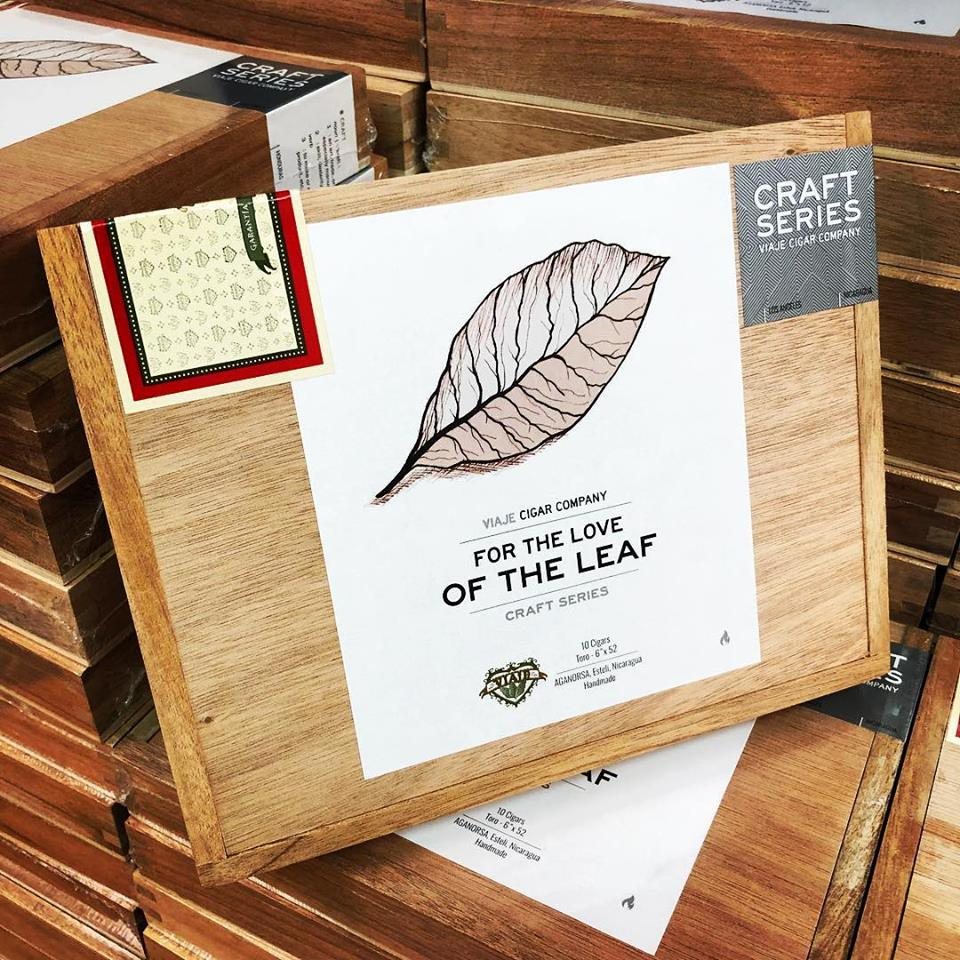 Viaje For the Love of the Leaf 5-pack