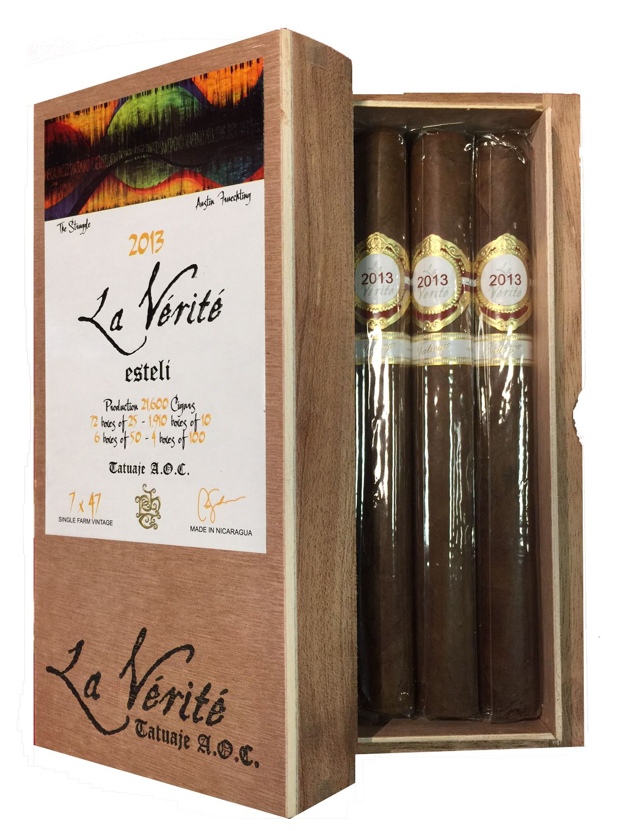 La Verite 2013 (10 Churchills)
