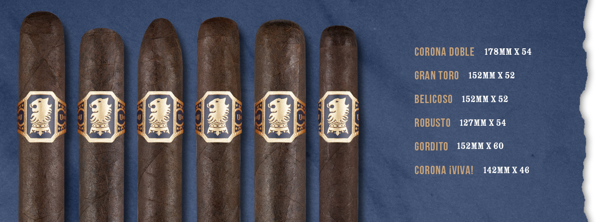 Undercrown Robusto 5-pack