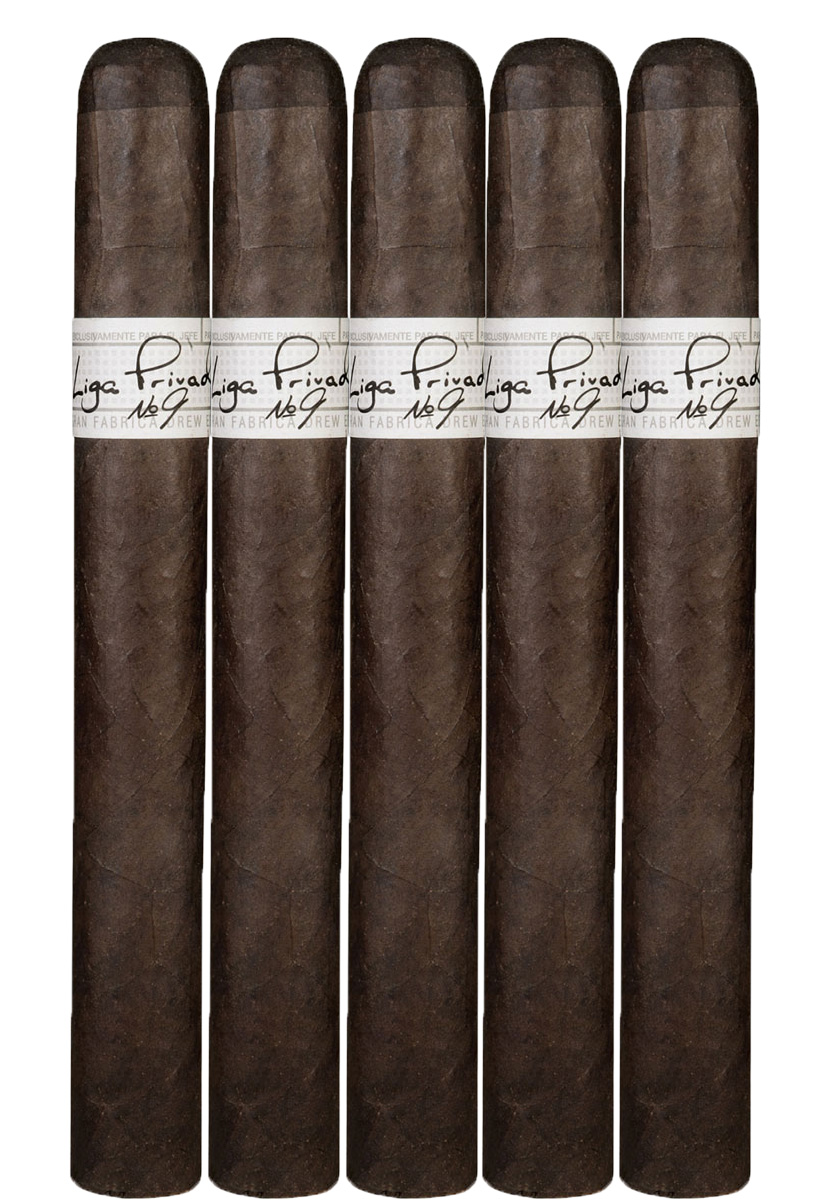 Liga Privada T52 Corona Doble 5-pack