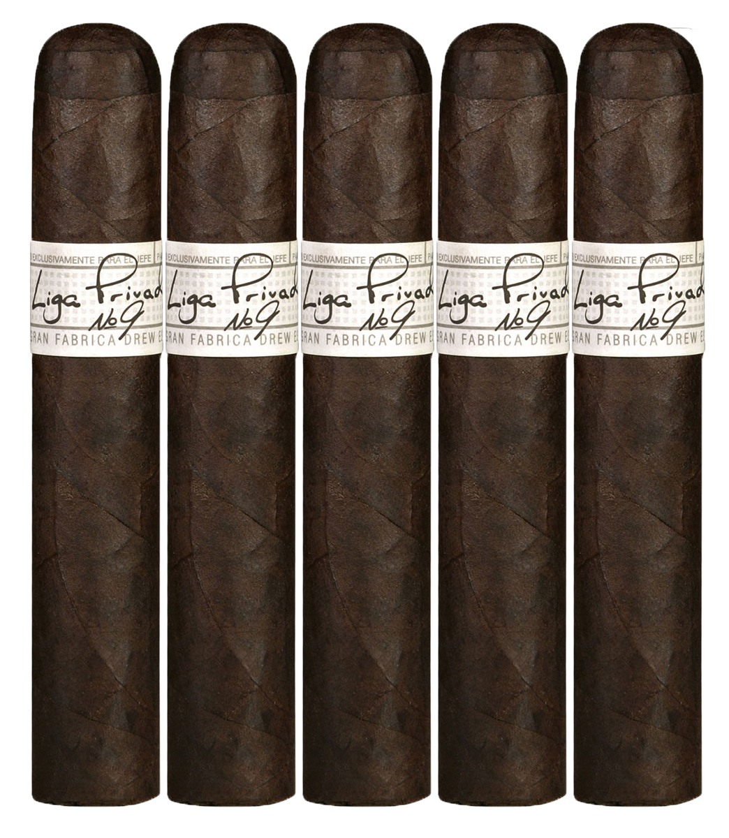 Liga Privada No.9 Petit Corona 5-pack