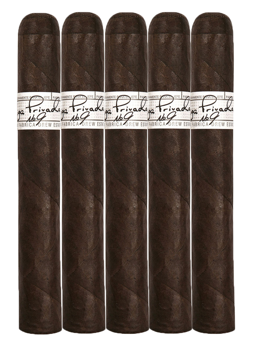 Liga Privada No.9 Toro 5-pack