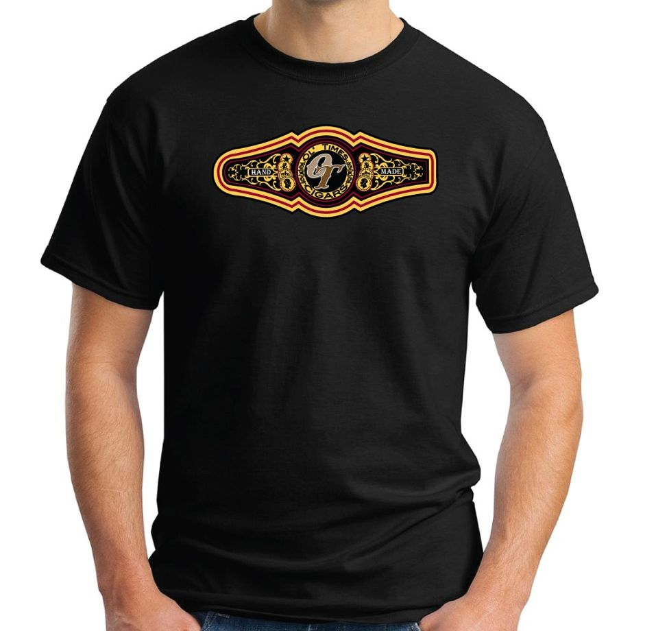 Ol' Times Smokeshop Black T-shirt 3X-Large