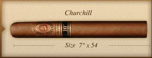Champagne Churchill