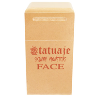 Tatuaje Skinny Monster Face